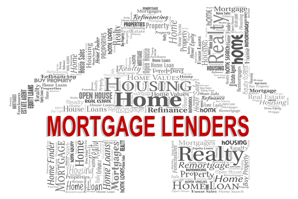 ready to buy a home need a mortgage lender