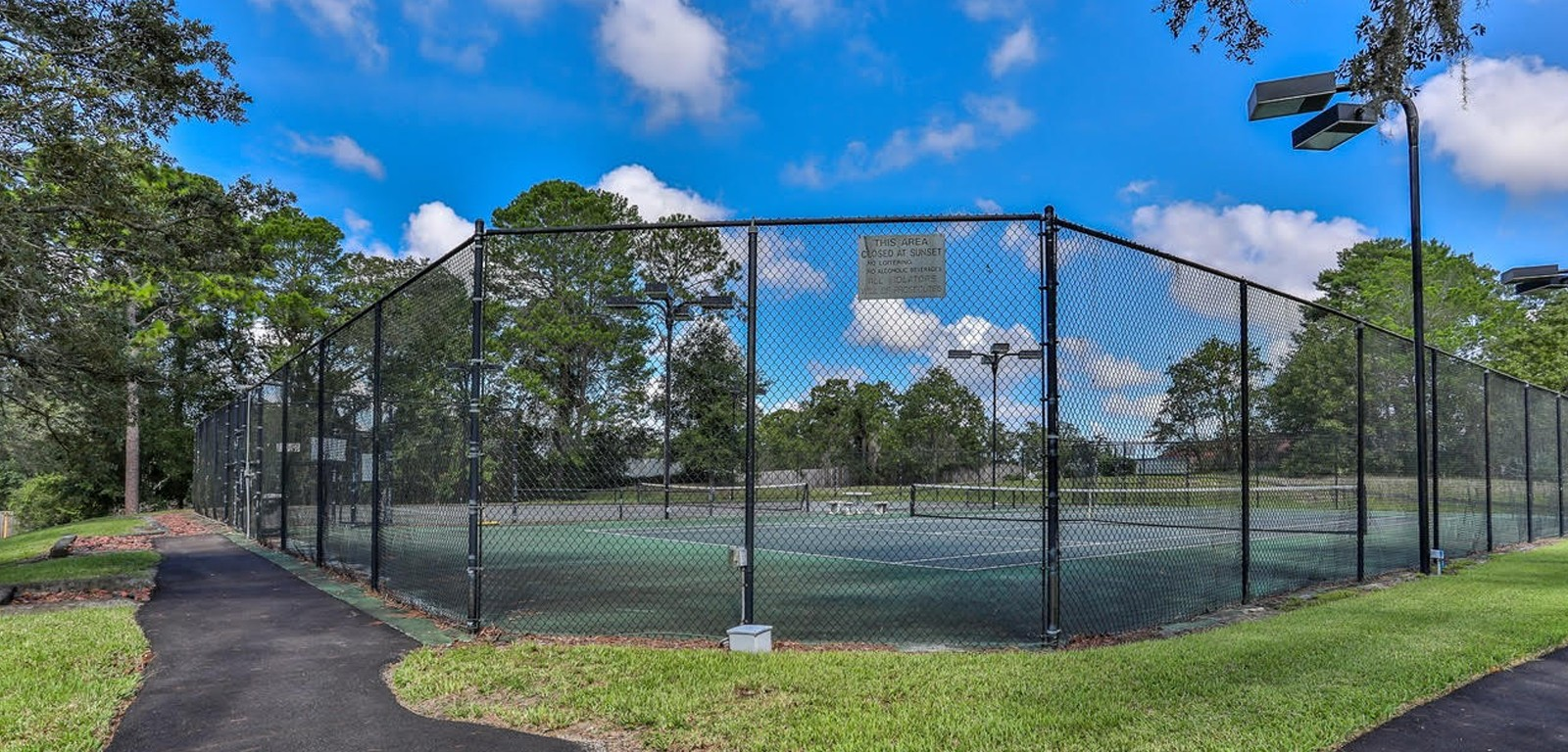 East Linden Estates - Tennis Court